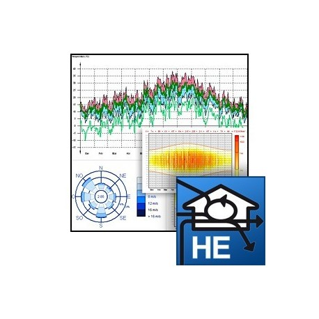 CYPETHERM HE.Estudio térmico: Ahorro de energía. Cumplimiento del CTE. DB-HE 1