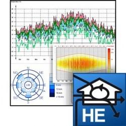 Estudio térmico: Ahorro de energía. Cumplimiento del CTE. DB-HE 0 / CTE. DB-HE 1