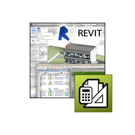 Nuevo módulo: Presupuesto y medición de modelos de Revit