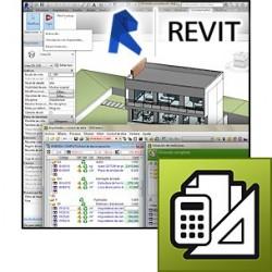 Conexión Revit (BIM): Arquímedes + Generador de precios + Presupuesto y medición de modelos de Revit