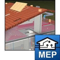 CYPECAD MEP CLIMATIZACIÓN + Presupuesto + Memorias