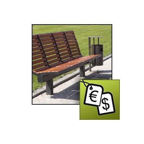 Generador de precios. Espacios urbanos