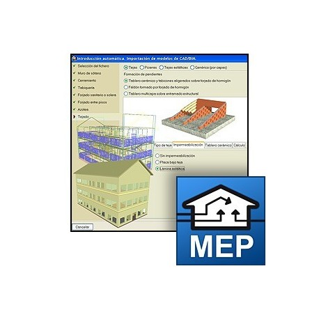 Module: Import of CAD/BIM model