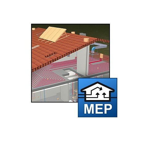 CYPECAD MEP. Air conditioning